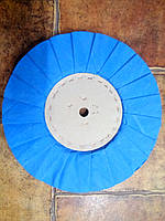 Круг для полировки PLK SS 400мм синий
