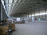 Аренда складов с рампой возле Окружной