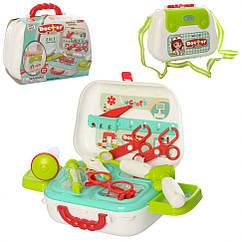 Дитячий ігровий набір Доктора 008-935A у валізі