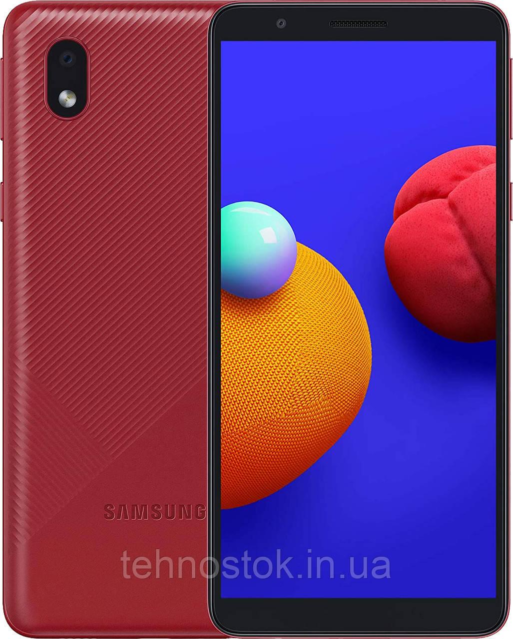 Samsung Galaxy A01 Core 1/16GB Red (SM-A013FZRD)