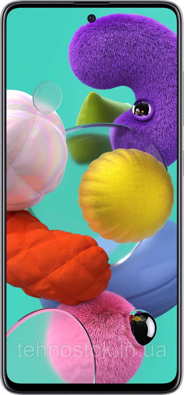 Samsung Galaxy A51 2020 6/128GB White (SM-A515FZWW)