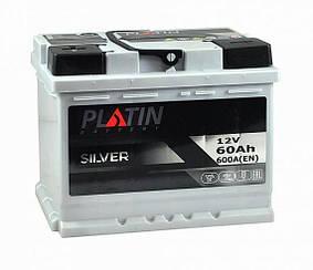 Аккумулятор Platin 60A 600En (+ -)