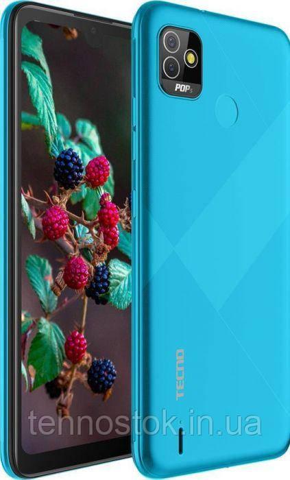 Tecno POP 5 (BD2p) 2/32Gb Ice Blue