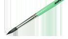 Кисть художественная белка круглая №3 короткая ручка Живопись