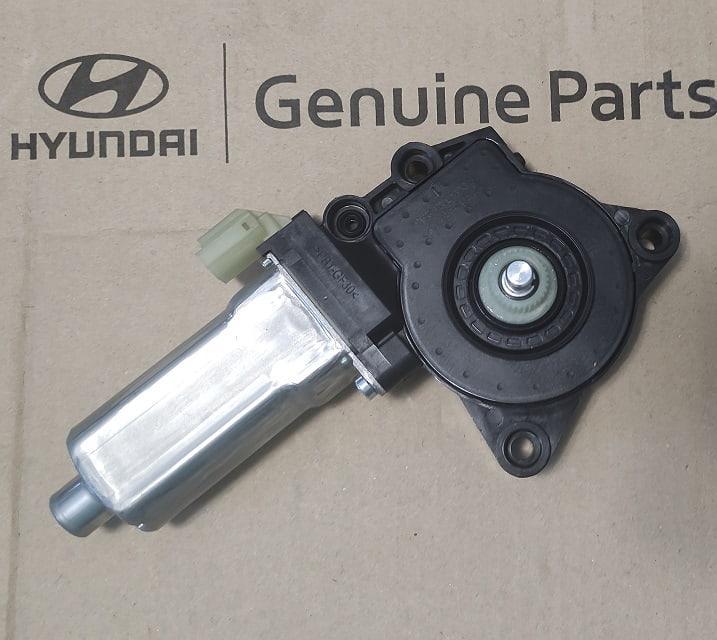 Моторчик склоочисника Hyundai EX8, Хюндай EX8 (988207M000) Е-5