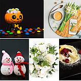 Фотобокс для предметной съемки Световой Фотокуб Складной лайткуб размеры 60x60x60, фото 8