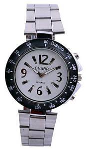 Часы наручные 2470 SHarp (подсветка мигалка)