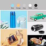 Фотобокс для предметной съемки Световой Фотокуб Складной лайткуб размеры 60x60x60, фото 9