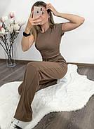 Стильный костюм женский (топ и штаны), фото 2