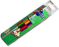 Карандаши цветные 2-х-цветные Marco Grip-rite 24 цвета, фото 1