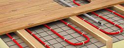 Можно ли устанавливать теплый пол на деревянное перекрытие, пол, плиты?!