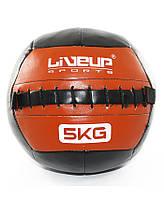 Мяч для кроссфита Liveup WALL BALL 5 кг LS3073-5