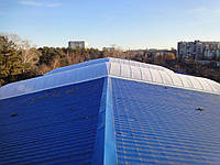 Световые линии, Световые купола Киев, арочного типа