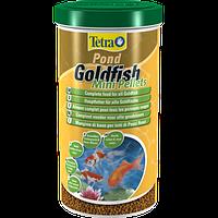 Корм для прудовых рыб Tetra pond Goldfish Mini Pellets 1 л корм для любых видов золотых рыбок