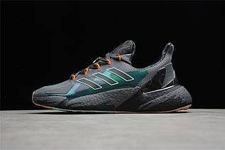 Кросівки чоловічі Adidas X9000L4 Boost / ADM-3723 (Репліка)