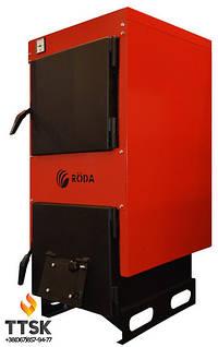 Стальной жаротрубный котёл RÖDA RK2G-16