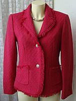 Пиджак женский жакет теплый зимний р.48 4989а, фото 1