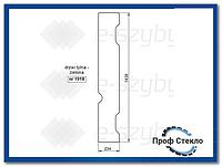 Стекло Hitachi ZX29U-3 мини-экскаватор ZX29U-3 ZX33U-3 ZX38U-3 ZX48U-3 ZX52U-3 - Дверь задняя часть