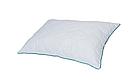 Подушка для сна удобная антиаллергенная с тиснением Vilena 70x70см, фото 3