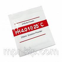 Калібрувальний розчин для ph-метри, pH 4.01 ( стандарт-титр ) Порошок на 250 мл.