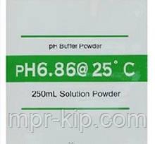 Калібрувальний розчин для ph-метри, pH 6.86 ( стандарт-титр ) Порошок на 250 мл.