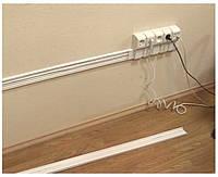 Прокладка провода в кабель-канале