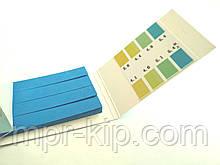 Лакмусовая бумага (рН-тест) 3.8 - 5.4рН 80 полосок