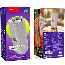 Bluetooth колонка Hoco HC4 GreyBluetooth колонка Hoco HC4 Grey