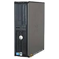 Комп'ютер Dell 780 (Core2Duo E8600/4Gb/160Gb) БО desktop, фото 1