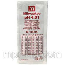 Калібрувальний розчин M10004B РН 4.01 Milwaukee (20 мл),США