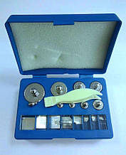 Гирі калібрувальні (набір клас точності М2) (10мг - 100г)