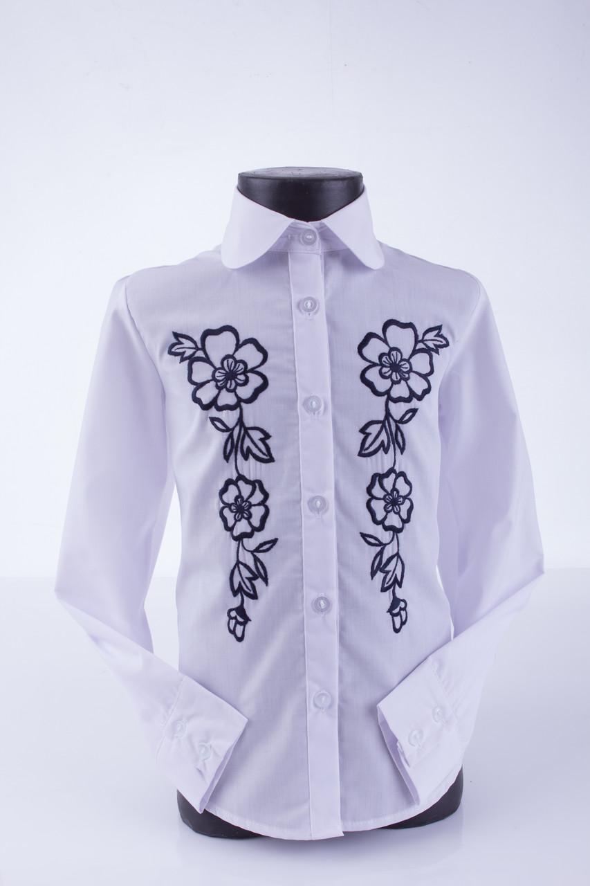 """Вышиванка """"Свит блуз"""" с красивой вышивкой мод. 5015"""