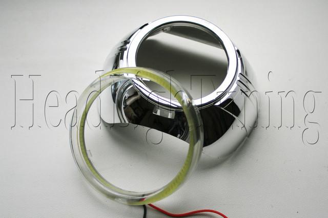 """Маски для биксеноновых линз 3,0"""" дюйма (⌀76мм)"""