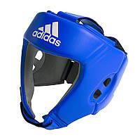 Боксерский шлем Adidas AIBA Blue (AIBAH1)