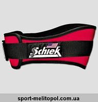 Schiek 2004 Пояс тканевый для фитнеса и бодибилдинга