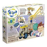 Конструктор Gigo Управляемые роботы 7328