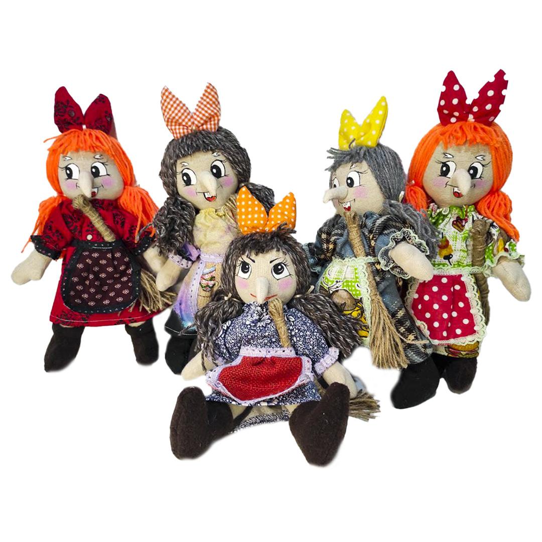 Лялька Баба-Яга