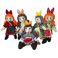 Лялька Баба-Яга, фото 1