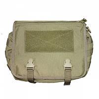 Сумка TMC Cordura Messenger Bag Tan, фото 1