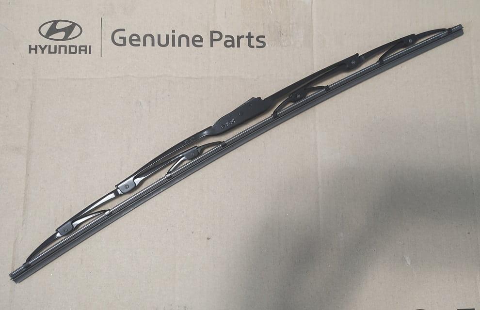 Щітка склоочисника Hyundai EX8, Хюндай EX8 (98150-5M100) Е-5