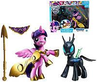 Варти Гармонії Твайлайт Спаркл і Перевертиш My Little Pony Twilight Princess Sparkle vs Changeling