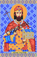 Схема для вышивки бисером «Святой Стефан»