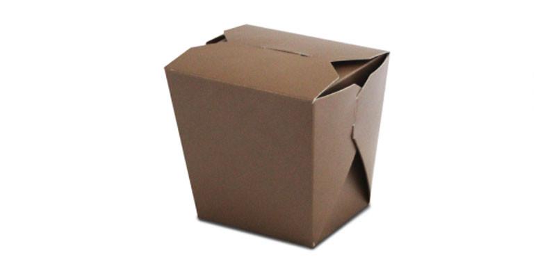 Коробка для лапши 500 мл Эко Дизайн