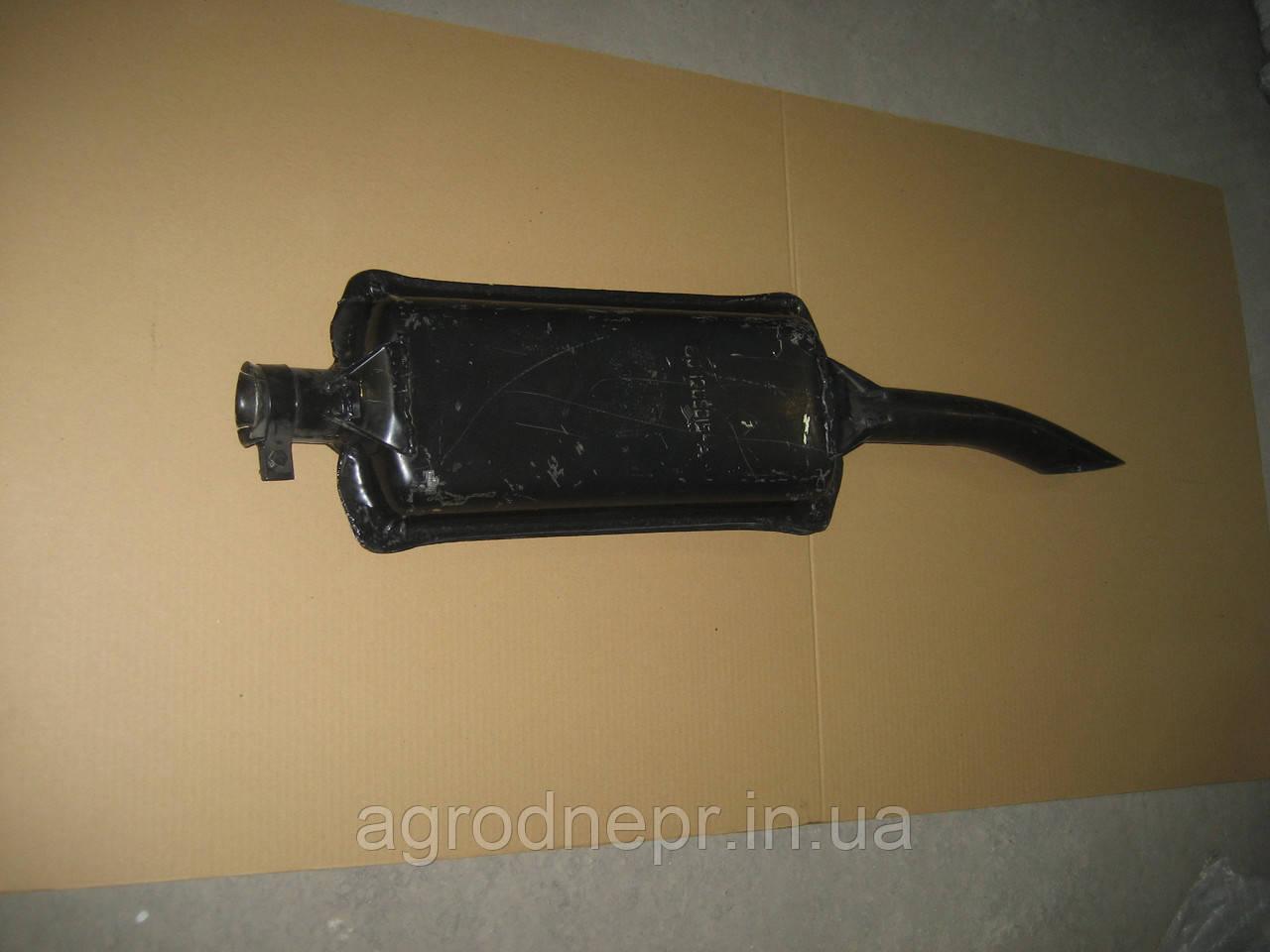 Глушитель МТЗ короткий 60-1205015