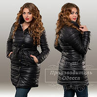 Женское пальто на синтепоне 150,модель ПОН 0850.