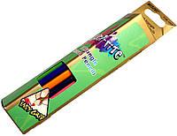 Карандаши цветные Marco Grip-rite 12 цветов., фото 1