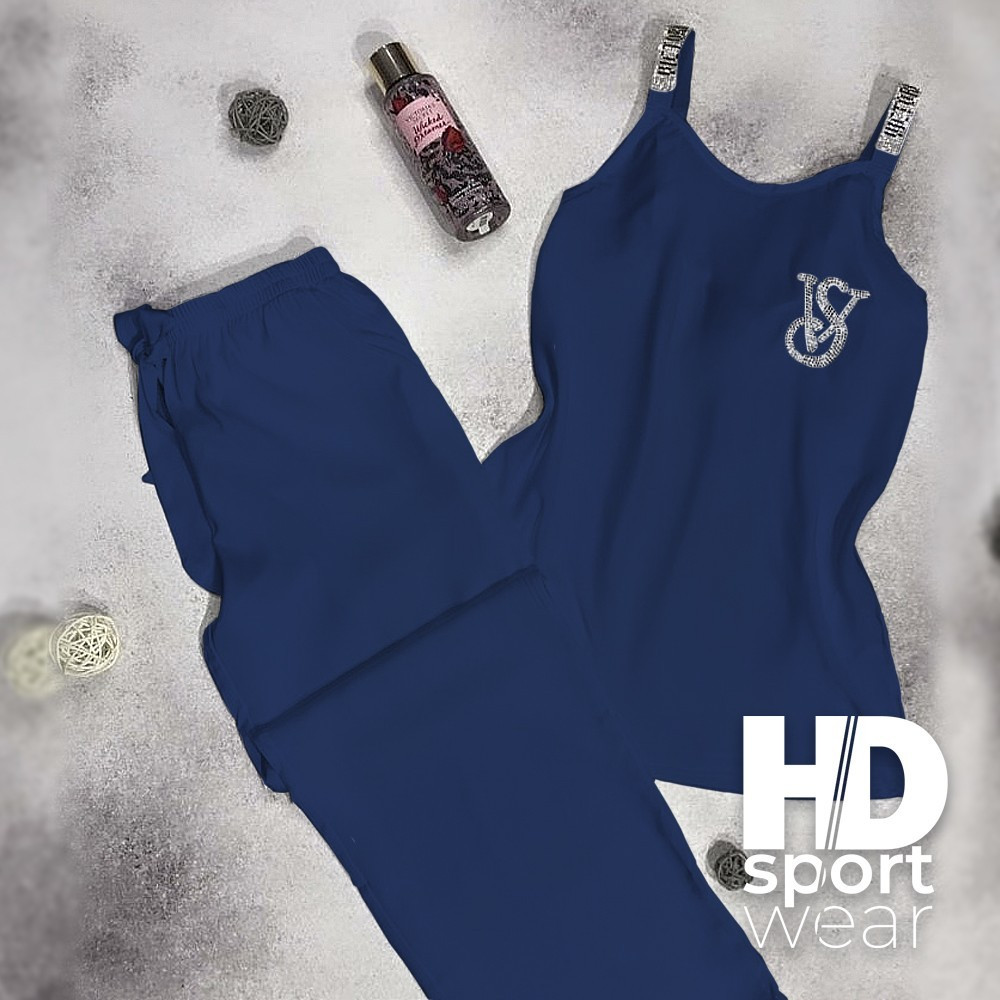 Жіночі піжами Victoria Secret королівський атлас