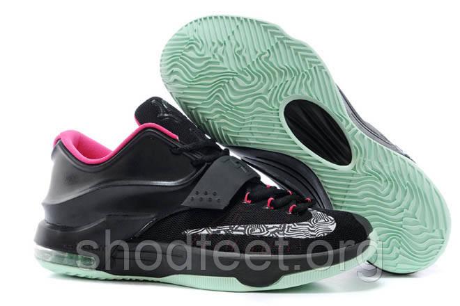 Мужские кроссовки Nike Kevin Durant 7 Black Yeezy