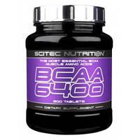 Купить всаа Scitec Nutrition BCAA 6400, 375 tabl