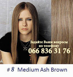 Волосы на лентах славянские. Premium-класс.